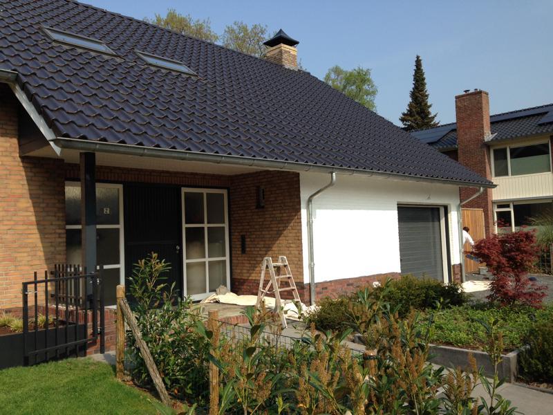 Perfect verzorgde uitstraling goossens schilderwerken - Huis van kind buiten ...